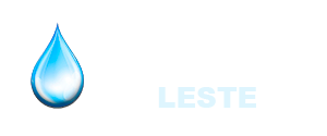 Logomarca Água Leste