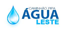 Logomarca Água Leste - Transporte de Água Potável por Caminhão Pipa